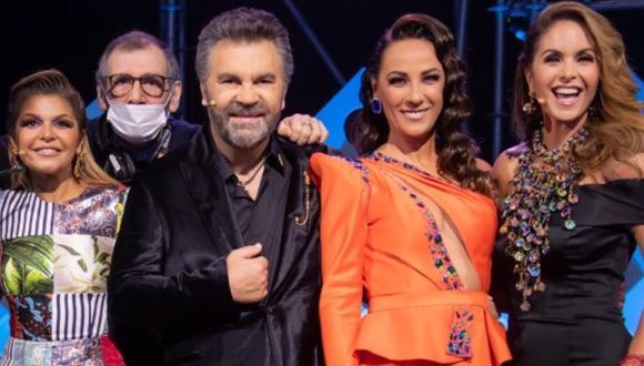 El programa concurso de México tiene como jueces a los consagrados Lucero, Mijares e Itatí Cantoral. FOTO: Instagram/El retador MX