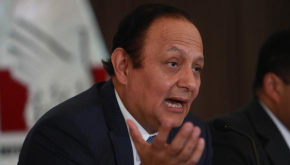 """Defensor del Pueblo: """"Gobierno debe dejar de prorrogar el estado de emergencia"""""""