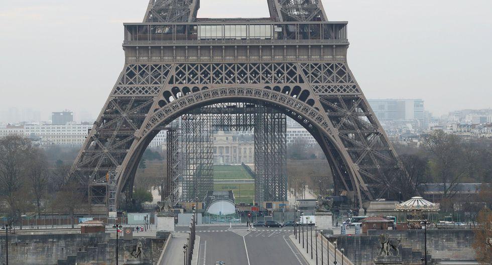 El gobierno de Francia emitió una orden de confinamiento para frenar la pandemia de  coronavirus. (REUTERS / Gonzalo Fuentes).