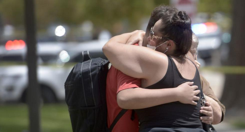Albuquerque school shooting leaves 1 dead and 1 arrested
