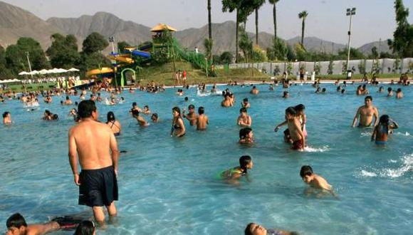 Estas piscinas de Lima funcionan sin autorización