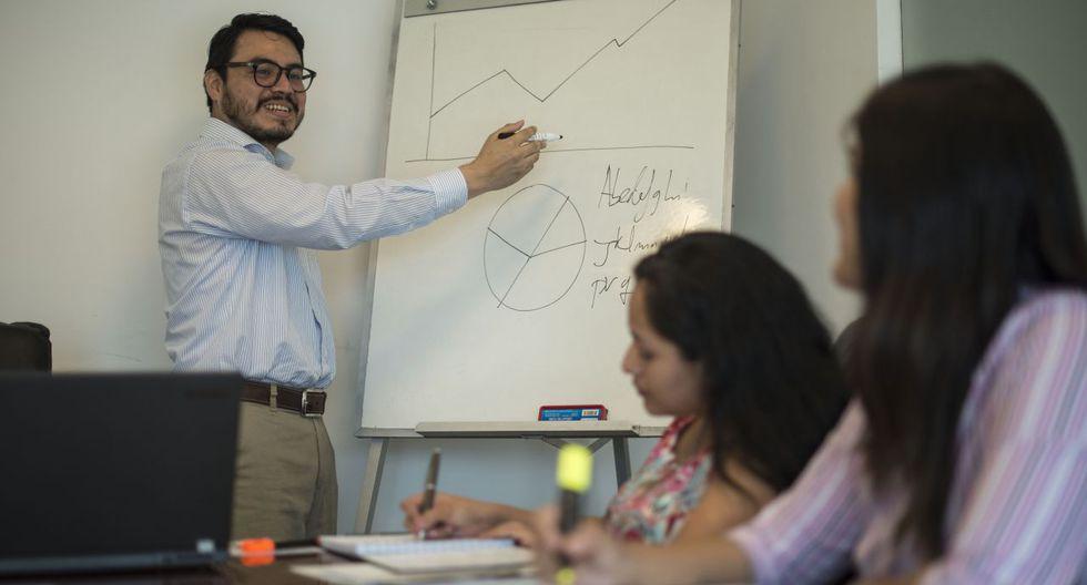 Los procesos de capacitación permiten que los colaboradores se conecten de manera más positiva con la empresa, porque perciben que se preocupa por ellos. (Foto referencial: GEC)