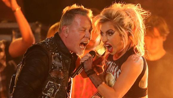 Metallica en el Grammy y otros momentos que dieron que hablar