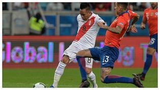 Chile vs Perú cambia de fecha a pedido de sureños