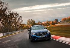 Mercedes-AMG GLC 63 S 4MATIC+, la SUV más rápida en Nürburgring