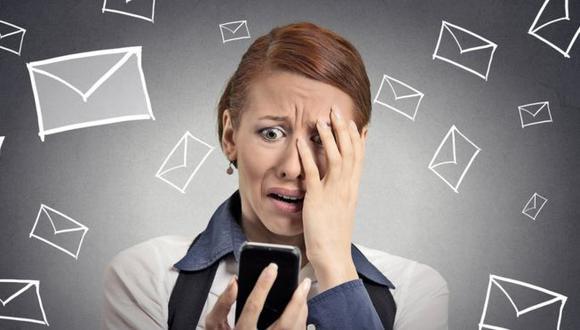 ¿Te molesta el spam? ¡Es hora de tomar el control de la situación! (Foto: Getty Images)