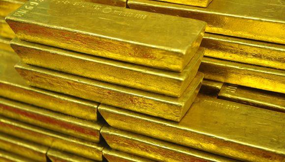 Los futuros del oro en Estados Unidos ganaban un 0.7% a US$ 1,410.20 por onza. (Foto: AFP)