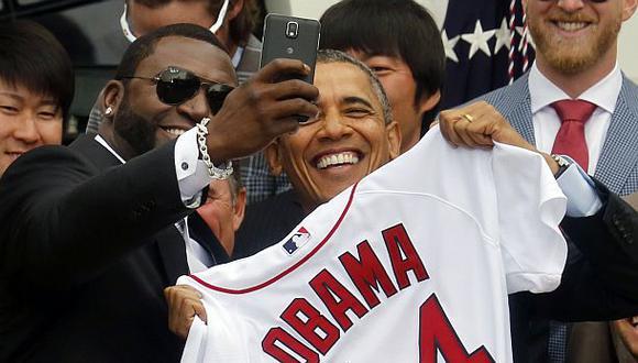Estados Unidos: Prohíben los selfies en la Casa Blanca