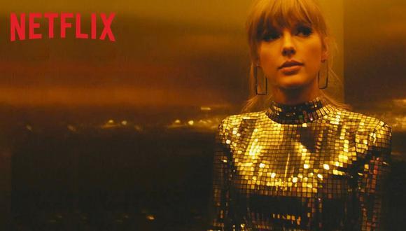 """Netflix estrenó """"Miss Americana"""", el documental de Taylor Swift . (Foto: Netflix)"""