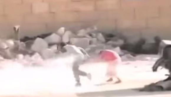 Siria: ¿Por qué este niño se convirtió en un héroe? [VIDEO]