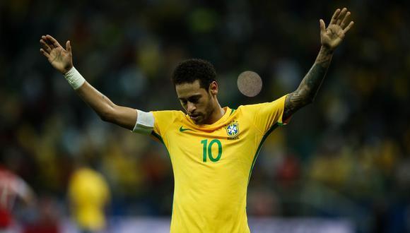 """Sané sobre Neymar: """"Brasil no depende tanto de él como en el 2014"""". (Foto: AFP)"""