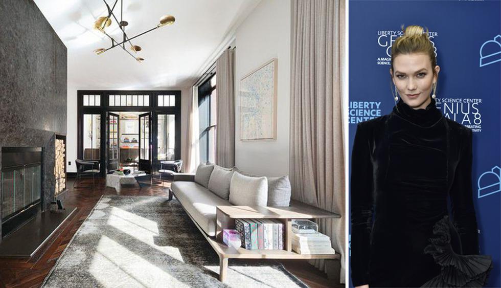 Karlie Kloss y su esposo compraron este departamento de dos habitaciones en 2013 por US$ 4.5 millones. Hace unos días reportaron su venta por US$ 6.6 millones. (Foto: Realtor)