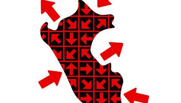 """""""Una idea central del error pesimista es que la reducción de la pobreza se encuentra amarrada al crecimiento económico"""". (Ilustración: Giovanni Tazza)"""