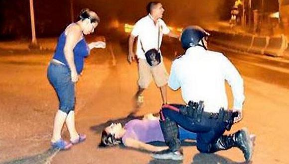 Venezuela: Desde 50 metros asesinaron a joven embarazada