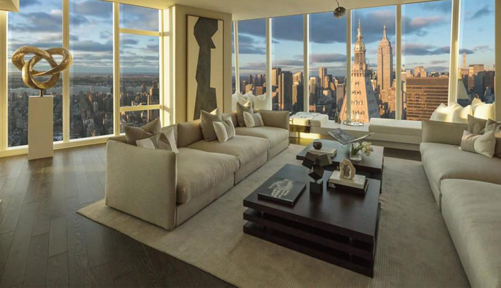 Nueva York / Madison Square Park Tower. Se ha convertido en el edificio más alto del distrito Flatiron de Nueva York. Tiene 56 pisos de altura y el departamento más caro tiene un valor de US$ 77 millones. (Foto: Difusión)