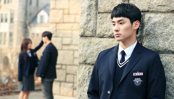 Jung Ga-ram es un actor y modelo surcoreano de 28 años. (Foto: Netflix)