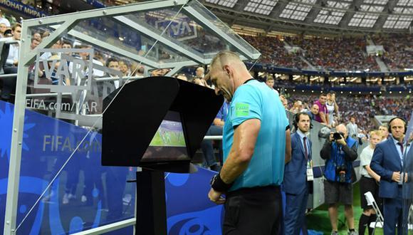 Copa América estrenará cambios en el reglamento y se utilizará el VAR. (Foto: AFP)