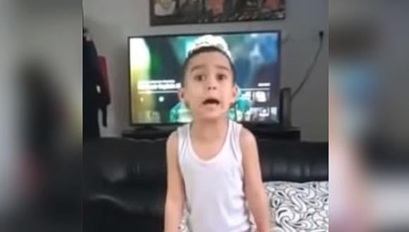 Un niño se vuelve viral por sus sinceras quejas sobre la tarea escolar. (Foto: Noticias Caracol / YouTube)