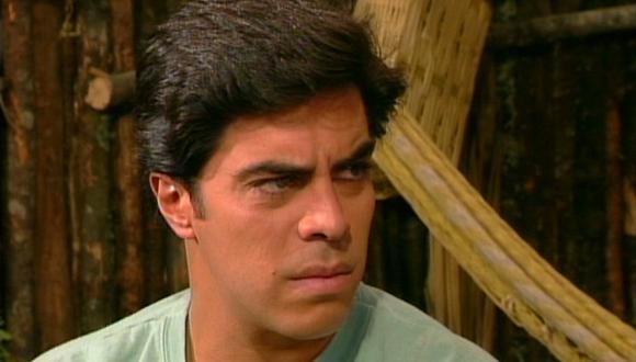 """Luis Gatica es el actor mexicano que dio vida a Chuy en """"Marimar"""" (Foto: Televisa)"""