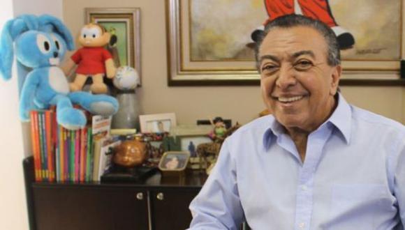 """Conoce al """"Walt Disney de Brasil"""" que se hizo millonario"""