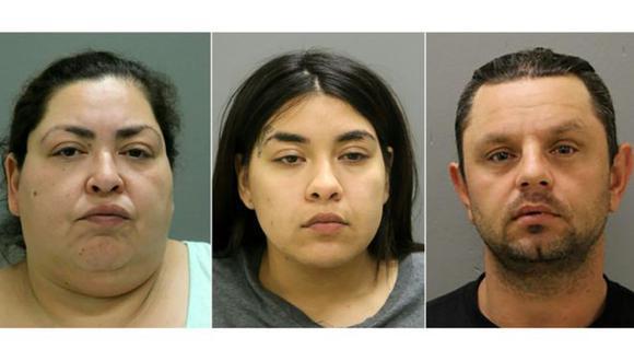 Clarisa Figueroa y su hija Desiree Figueroa fueron acusadas del asesinato de Marlen Ochoa. Piotr Bobak, pareja de Clarisa está acusado de encubrir el homicidio.