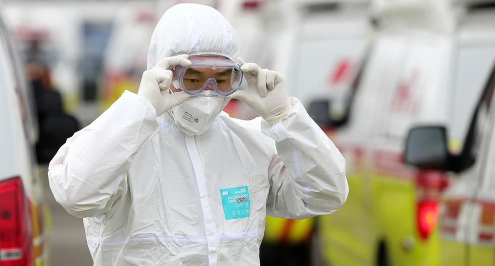 La situación del avance del coronavirus en el mundo ha preocupado a los peruanos y esto se ha visto reflejado en sus búsquedas en Google. (Foto: AFP)