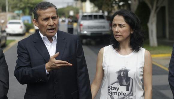 Humala y Heredia cumplieron prisión preventiva desde julio del 2017 hasta abril del 2018, fecha en la que el TC acogió un hábeas corpus interpuesto por su defensa legal. (Foto: Hugo Pérez/ GEC)