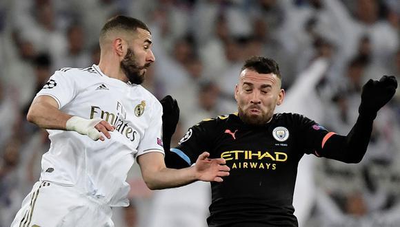 Real Madrid perdió el primer duelo 2-1 ante Manchester City. La vuelta se juega este viernes 7 de agosto. ¿Podrán remontar los blancos? | Foto: AFP