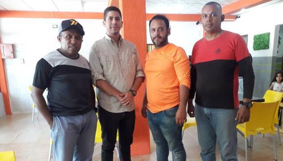 Los dos periodistas se habían trasladado hasta el estado Apure para cubrir los enfrentamientos que comenzaron el pasado 21 de marzo entre militares venezolanos y un grupo armado que varias asociaciones han identificado como disidentes de las FARC. (Foto: @sntpvenezuela).