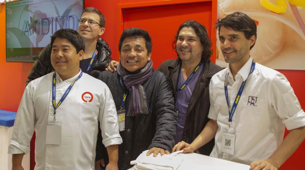 Perú muestra lo mejor de su gastronomía en Madrid Fusión - 3