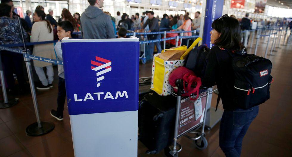 Las acciones de LATAM Airlines Group se disparaban en cerca de 30% el viernes. (Foto: Reuters)