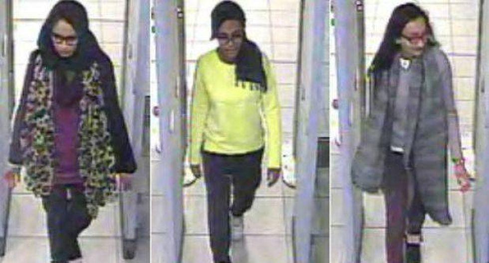 Estado Islámico: Espía de Canadá ayudó a las niñas yihadistas