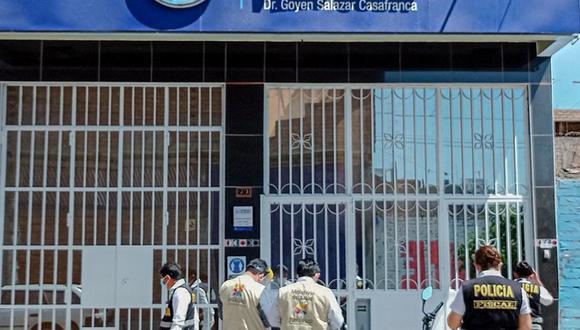 Según Susalud, los locales fueron cerrados en enero por no ofrecer garantías para brindar prestaciones en salud a los ciudadanos. (Foto: Susalud)
