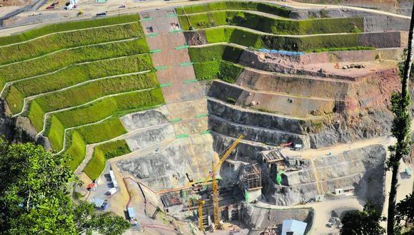 El Ministerio de Justicia deberá cumplir con la ejecución d e la sentencia y liberar el saldo de la venta de la central  hidroeléctrica Chaglla.
