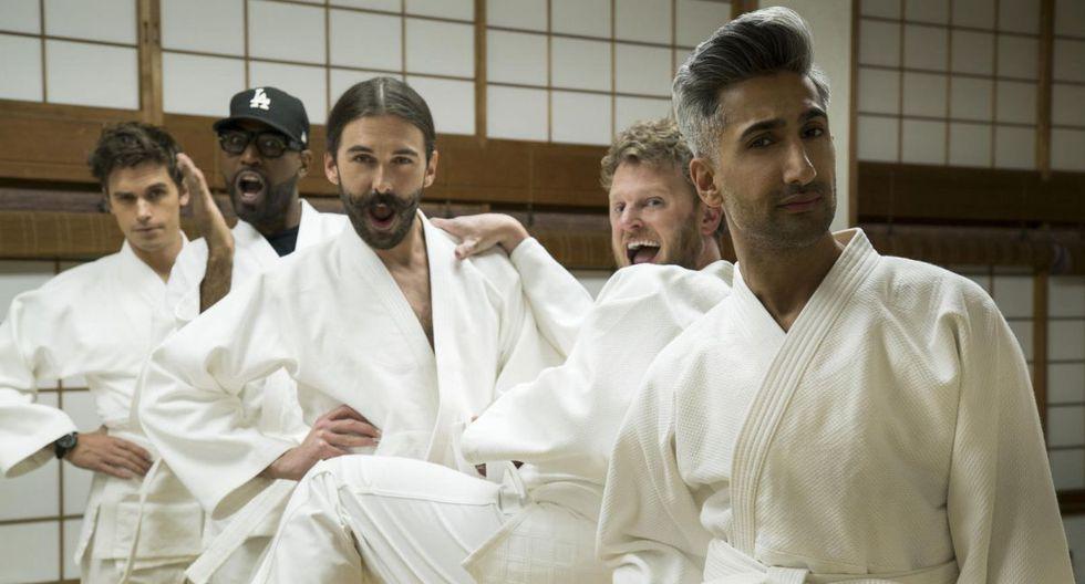 """""""Queer Eye: We're In Japan!"""" - 1 de noviembre. (Foto: Netflix)"""