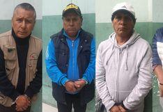 La Victoria: capturan a cuatro presuntos extorsionadores que operaban en Gamarra | VIDEO