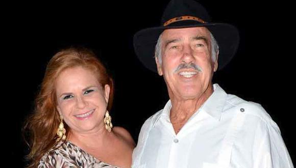 Andrés García y Margarita han estado juntos hace más de 20 años (Foro: Ventanenado)