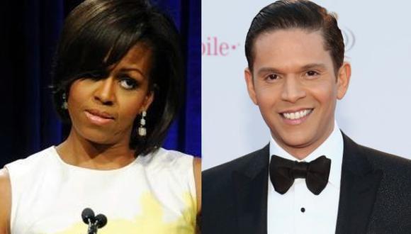 La disculpa del presentador que llamó simio a Michelle Obama
