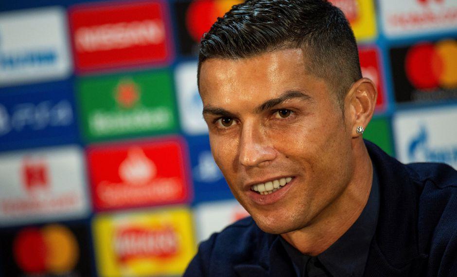 """Cristiano Ronaldo sobre acusación de violación: """"Sé que soy un ejemplo en el terreno y fuera de él"""". (Foto: AFP)"""