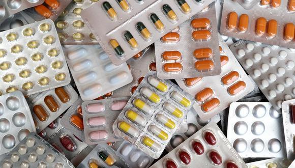 La OMS revela que cuatro medicinas demostraron ser insuficientes contra el COVID-19. (Foto referencial: Reuters)