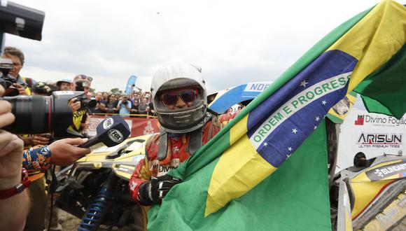 Dakar 2018: Los campeones de UTV'S siempre de auriverde. (Foto: AFP)