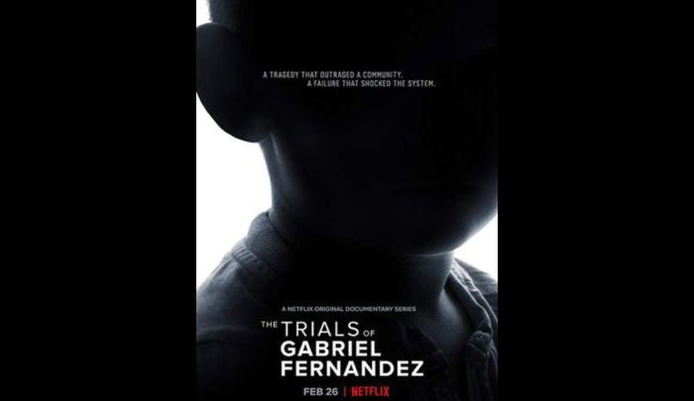 "The Trials of Gabriel Fernandez (""Los juicios de Gabriel Fernandez"". (Netflix)."