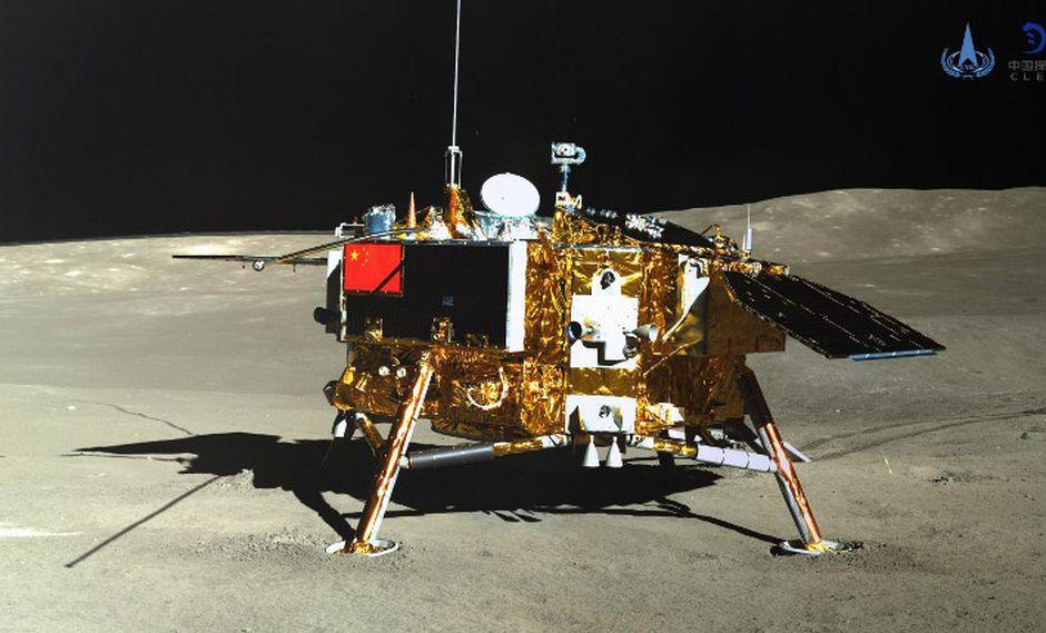 China National Space Administration (CNSA) via CNS / AFP
