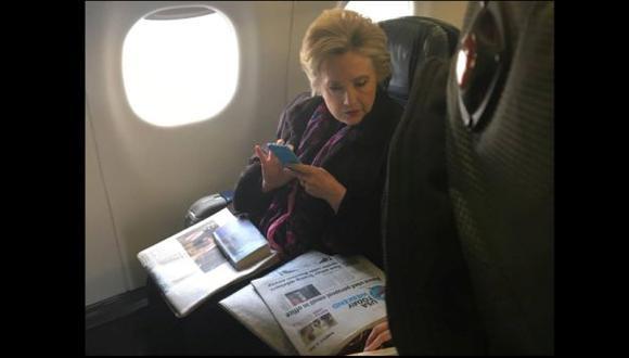Así reaccionó Clinton a noticia sobre correos de Mike Pence