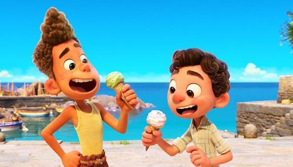 """""""Luca"""" contará la historia de tres peculiares amigos en un pueblo italiano . (Foto: Disney)"""