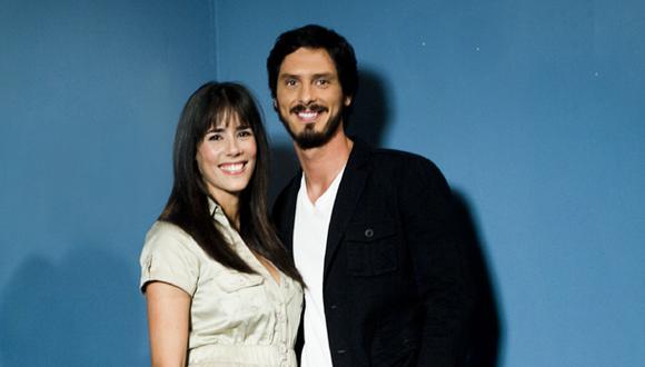 Cristian Rivero confirma que Gianella Neyra está embarazada