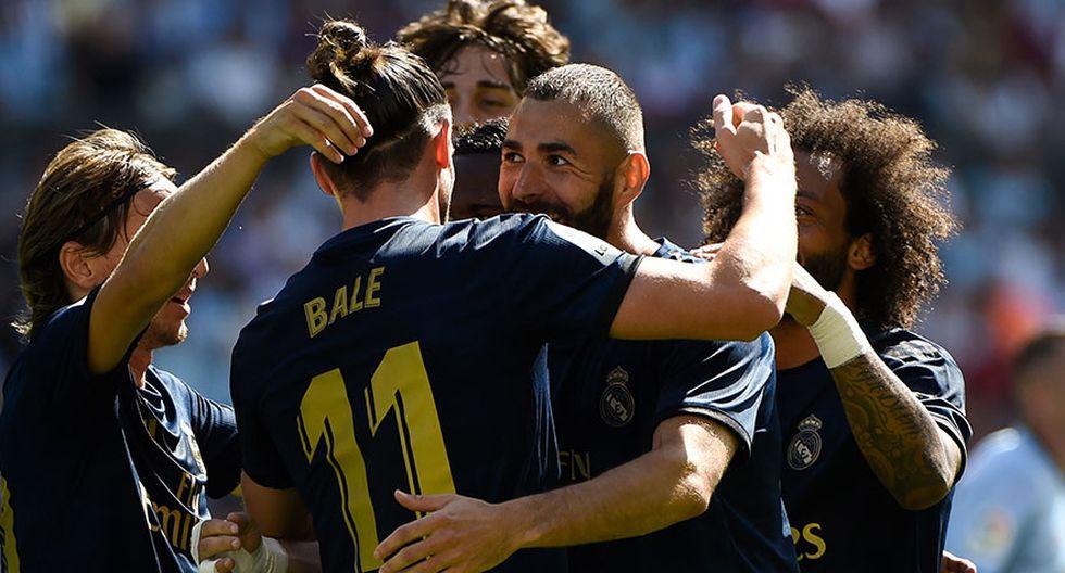 Real Madrid recibe a Real Valladolid este sábado 24 de agosto en el Santiago Bernabéu. Conoce las horas y canales para ver los partidos de hoy.