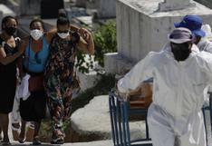 Brasil supera los 6,2 millones de casos y 171.000 muertes por el coronavirus