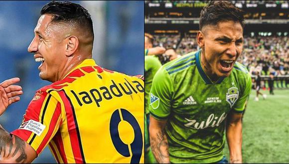 Lapadula o Ruidíaz, ¿A quién elegirá Gareca para ser el '9' titular?