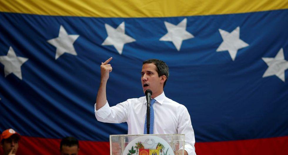 Juan Guaidó es reconocido como presidente encargado de Venezuela por más de 50 países. (Foto: Reuters / Manaure Quintero)